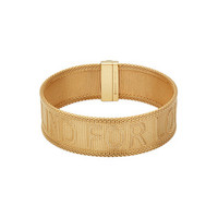Gucci Blind for Love bracelet in gold