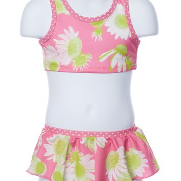 Three Friends 2 Piece Darling Daisy Swimsuit