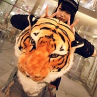 Tiger Backpack creative personality Steller package GV823DE