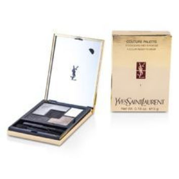 Yves Saint Laurent Couture Palette (5 Color Ready To Wear) #01 Tuxedo --5g-0.18oz By Yves Saint Laurent