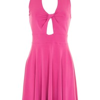**Twist Front Dress by Love | Topshop