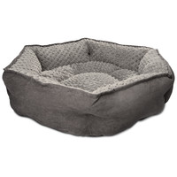 Petco Memory Foam Hexagonal Dog Bed