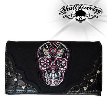 Sugar Skull Wallets