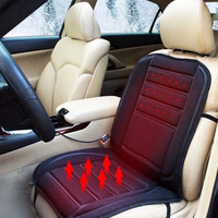 Winter Car Covers Pad Car Seat Cushion Electric Heated Cushion Car Heated Seat