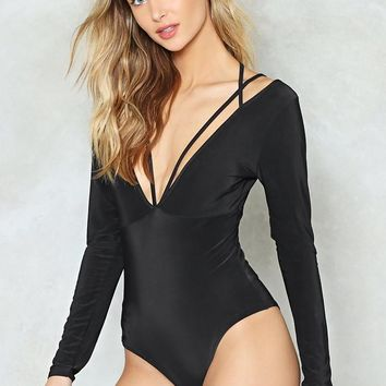 Straps For You Hun Strappy Bodysuit