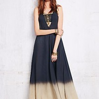 Free People Womens Mississippi Queen Washed Dress