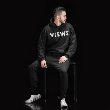 VIEWS FROM THE 6 HOODIE AS WORN BY DRAKE