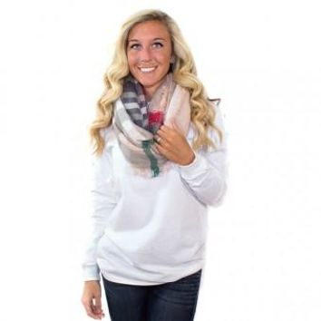 "Simply Southern ""Chloe"" Infinity Scarf"