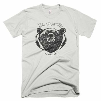 Bear With Me or Not, IDC Graphic Tee