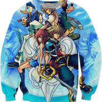 Kingdom Hearts 2 Sweater