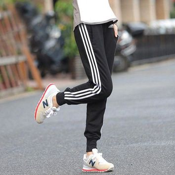 DCCKV3X Adidas Women Fashion Casual Pants Trousers Sweatpants