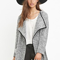 Shawl Collar Boucle Jacket
