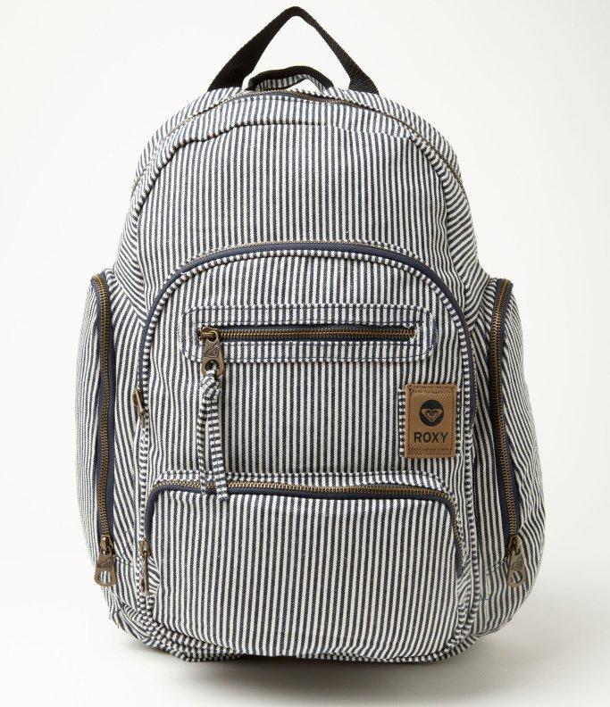 Move Out Canvas Backpack - Roxy