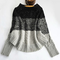 Cupshe Warm Hugs Twist Casual Sweater
