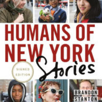 Humans of New York - Stories (Signed Book)