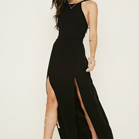 M-Slit Cami Maxi Dress | Forever 21 - 2000168135