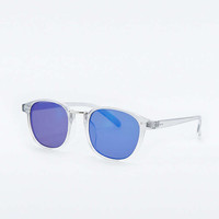 Urban Outfitters Clear Frame Flat Lens Sunglasses - Urban Outfitters