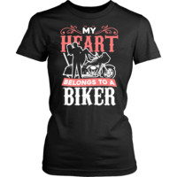 *My Heart Belongs to a Biker!