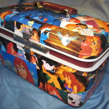 Made to Order  Little Mermaid Ariel images train by OurStuff4You