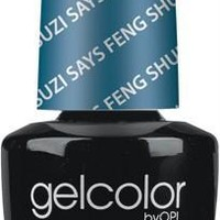 OPI GelColor - Suzi Says Feng Shui 0.5 oz - #GCH46