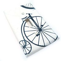 Bicycle light switch cover  vintage black & by summittdesigns