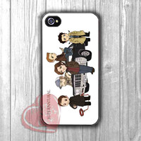 Supernatural Characters Color Drawing -SHN for iPhone 4/4S/5/5S/5C/6/ 6+,samsung S3/S4/S5,samsung note 3/4