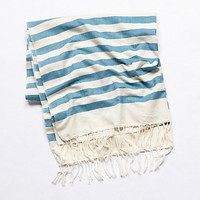 Striped Infini Beach Towel