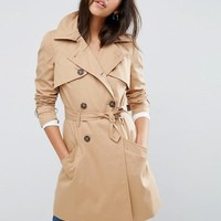 ASOS Classic Trench Coat at asos.com