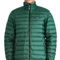 Patagonia Down Sweater in Green