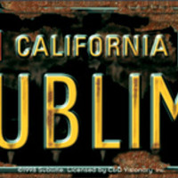 Sublime - License Plate Sticker