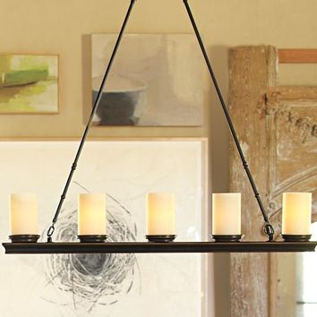 VERANDA LINEAR CHANDELIER