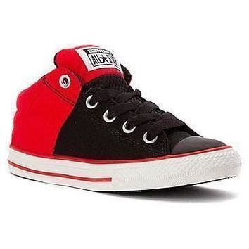 Outlet Converse Black Axel Mid Shoes