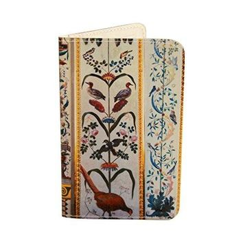 Flower Love Business Credit amp ID Card Holder Wallet by Jamila Starwater