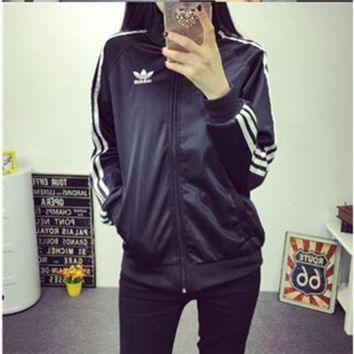 DCK4S2 Fashion Adidas Print Jacket [103862927372]