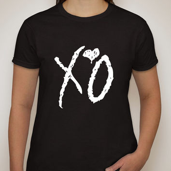 "The Weeknd ""XO"" Logo T-Shirt"