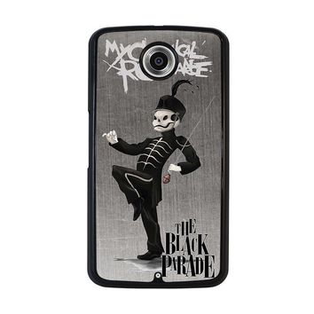 MY CHEMICAL ROMANCE BLACK PARADE Nexus 6 Case Cover