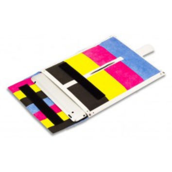Dynomighty Mighty Case Tablet - colour bar