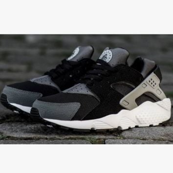 Nike Drops the Air Huarache Ultra Sports shoes Grey