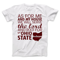 Root For Ohio State Buckeyes T-Shirt