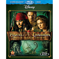 Pirates of the Caribbean: Dead Man's Chest - Blu-ray + DVD 3-Disc Set