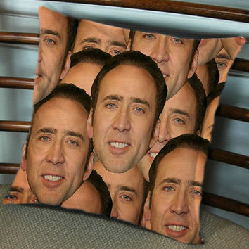 Nicolas Cage for Pillow cover