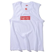 Supreme Fashion Casual Vest Tank Top
