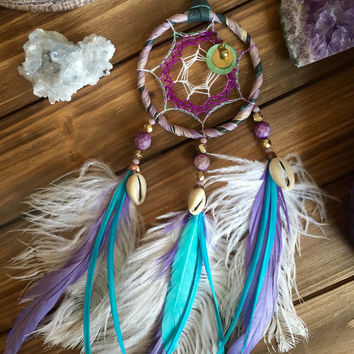 MQ-997 Mystic Mermaid Dream Catcher