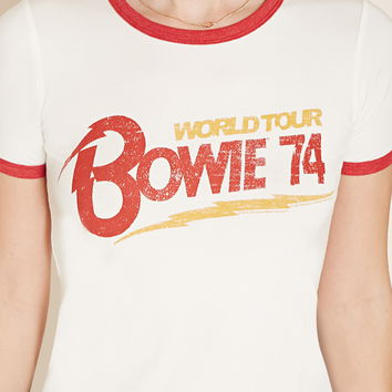 Bowie Graphic Tee | Forever 21 - 2000177528