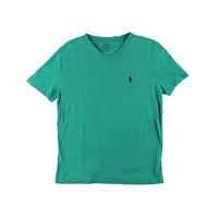 Polo Ralph Lauren Mens Cotton Solid T-Shirt