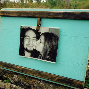 Rustic Picture Frame - 4X6