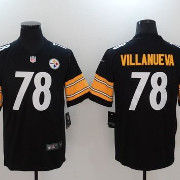 Best Deal Online Nike NFL Men's Vapor Untouchable Football Jersey Pittsburgh Steelers #78 Alejandro Villanueva