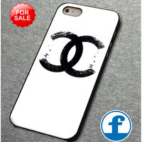 CC chanels logo art   for iphone, ipod, samsung galaxy, HTC and Nexus PHONE CASE