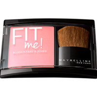 Fit Me Blush Face Makeup - For Natural, Fade-Proof Color - Maybelline