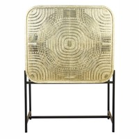 Florence Broadhurst Milan Bar Cabinet | New Furniture | What's New! | Candelabra, Inc.